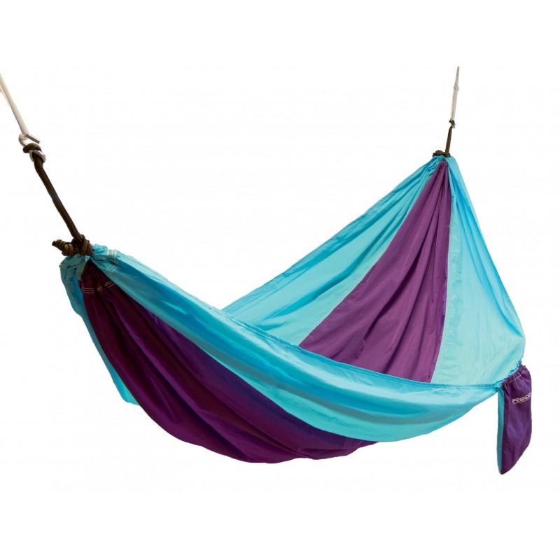 HAMAC RANDO - bleu / violet