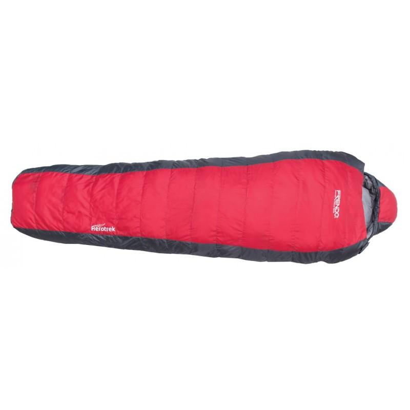 AEROTREK 1 - sac de couchage - rouge