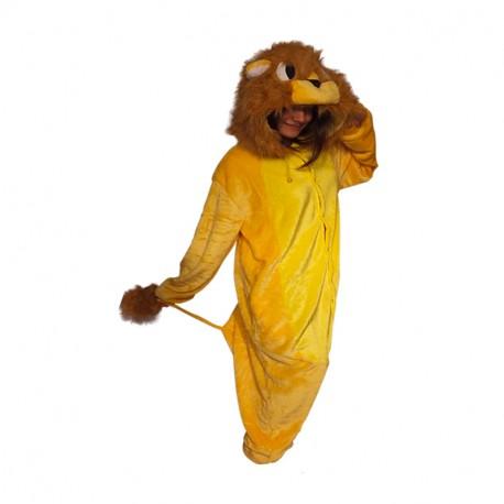 Grenouillère Polaire Lion