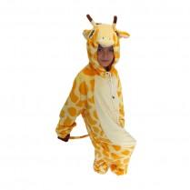 Grenouillère Polaire Girafe