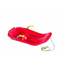 Luge adulte - JET STAR - rouge
