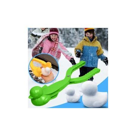 Pince à boule de neige canard