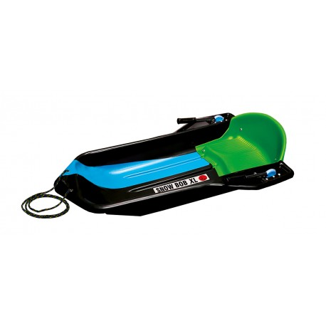 Luge 2 Places Freins en Métal - SNOW BOB XL RACING
