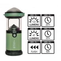 COMBI LED 2 - lanterne à piles - vert
