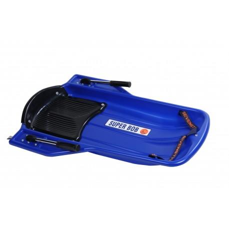 SUPERBOB - luge 1 place freins métal - bleu
