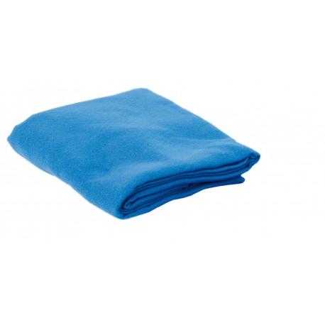 TREKKER - serviette microfibre - bleu