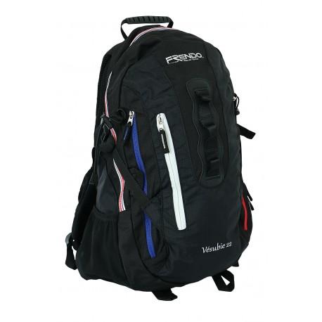 VESUBIE - sac à dos - zip tricolore